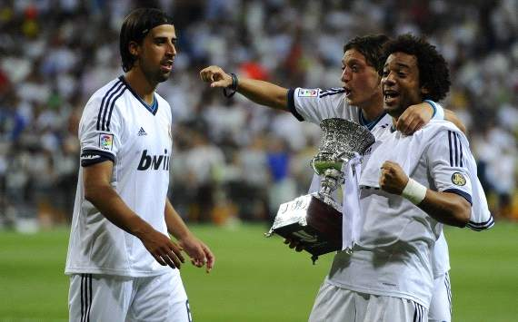 Khedira: Manchester City among the best teams in the world