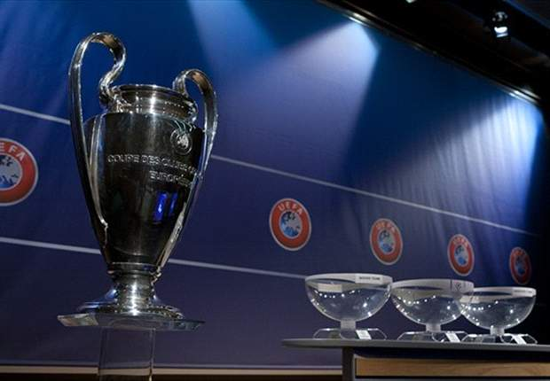 Champions League draw: Man City draw Real Madrid in 'Group of Death', Chelsea paired with Juventus, Arsenal meet Schalke & Man Utd get Galatasaray