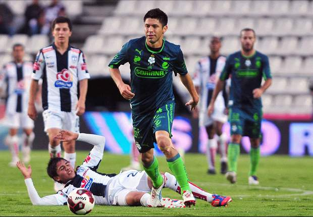 Oribe Peralta voted Liga MX MVP, Corona wins Best GK