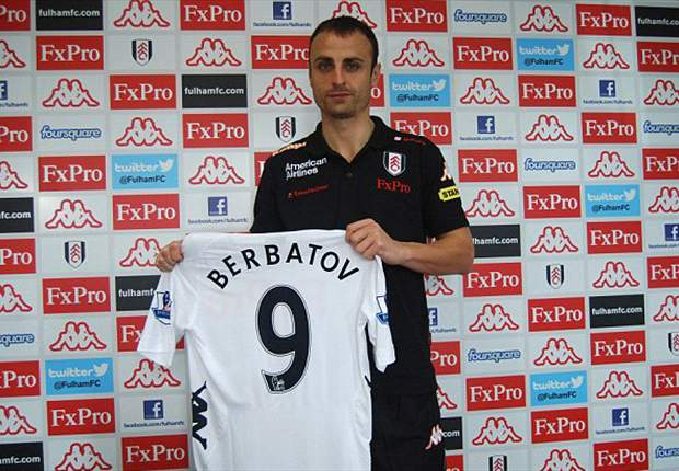 Berbatov set to start for Fulham against West Brom