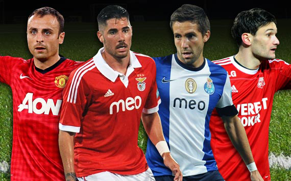 Transfer pemain Liga Primer di hari terakhir bursa transfer 2012-13