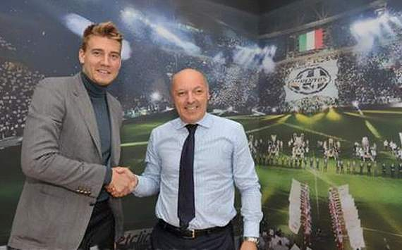 Nicklas Bendtner: A 'world-class' signing for Juventus or simply the best available?