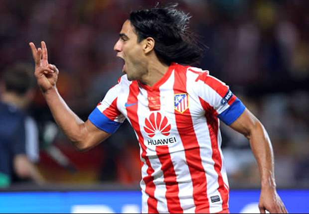 People were criticising Falcao in January, says Atletico chief