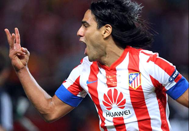 I dreamt of scoring against Chelsea in Super Cup, reveals Falcao