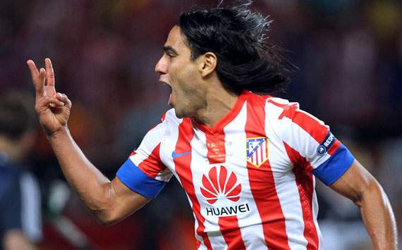 Por Falcao, Manchester City podra ofrecer 60 millones de euros