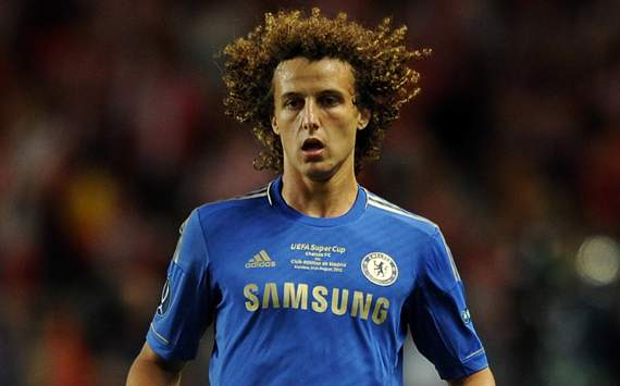 UEFA Super Cup,David Luiz,Chelsea v Atletico Madrid