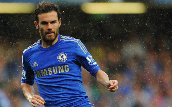 Juan Mata Pemain Terbaik Chelsea