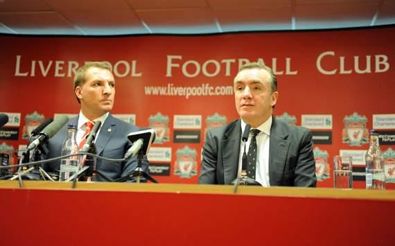 Brendan Rodgers,Ian Ayre