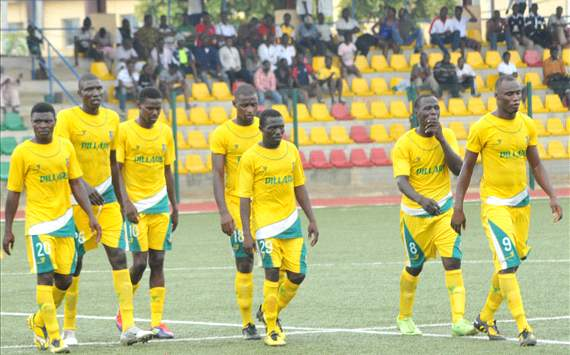 DSS upset Kano Pillars 2-1 in Kaduna Pre-Season tournament