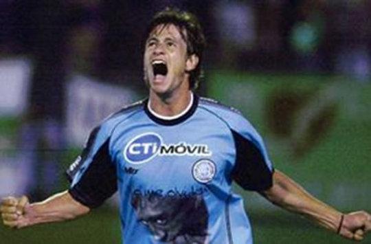 Óbolo, y tal vez Cavenaghi ¿a Belgrano?