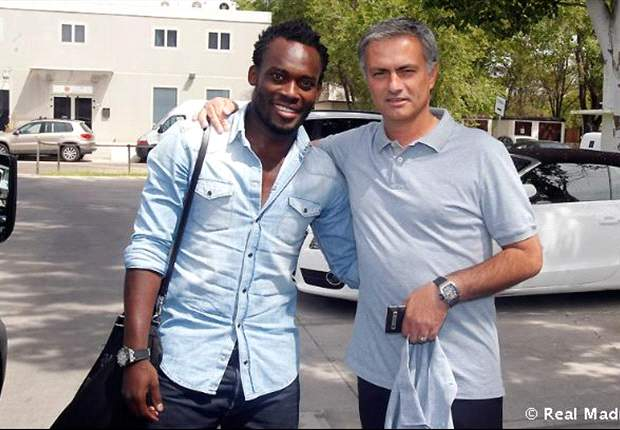 Chelsea bond makes Mourinho like a father to me - Essien
