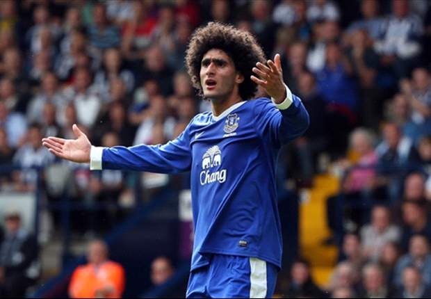 Fellaini committed to Everton despite exit talk