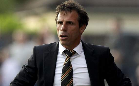 Zola would relish the challenge of managing Balotelli