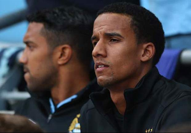 Sinclair: All I can do is try to make an impact for Manchester City when the time comes
