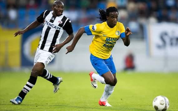 Kwame Quansah vs Florian Jozefzoon (RKC Waalwijk - Heracles Almelo)