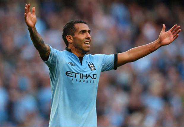 'Tevez is a changed man' - Mancini hails star's return