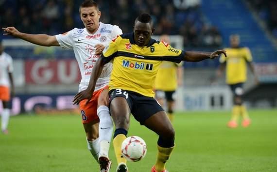 Ligue 1 : Jerome Roussillon vs Anthony Mounier (FC Sochaux vs Montpellier)