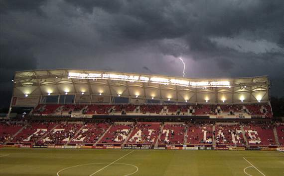 Rio Tinto Stadium, Real Salt Lake, MLS
