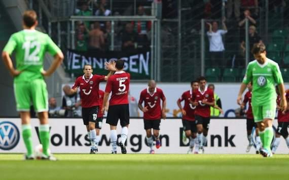 Germany, Bundesliga, VfL wolfsburg vs. Hannover 96
