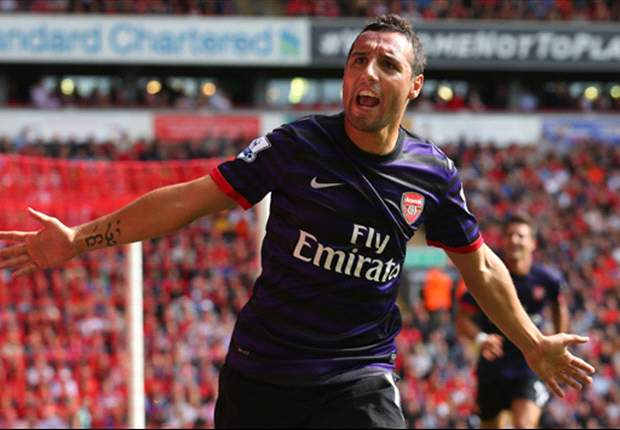 Cazorla reveling in free Arsenal role