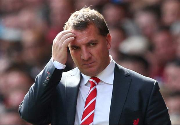Liverpool boss Rodgers full of praise for youngsters despite defeat