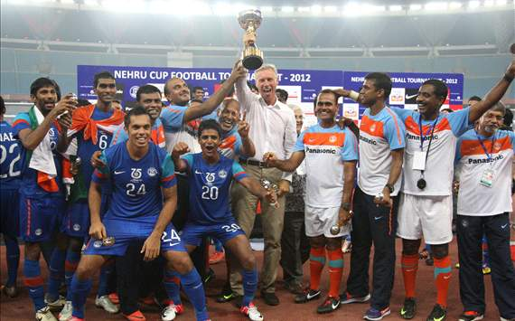 Nehru Cup Indian Squad Player Ratings