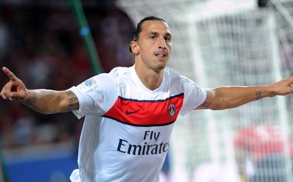 Ligue 1 : Zlatan Ibrahimovic (Lille vs Paris SG)