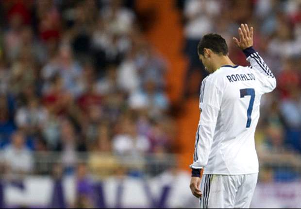 Cristiano Ronaldo is a toddler throwing a tantrum, says Real Madrid legend