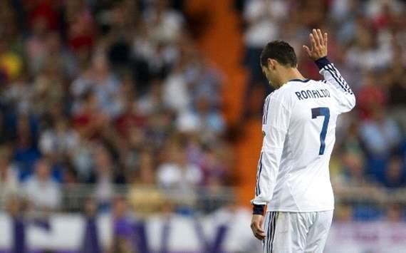 Cristiano Ronaldo no festeja