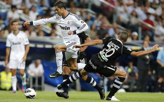 Granada-Real Madrid: Sigue en vivo la Liga BBVA en Goal.com