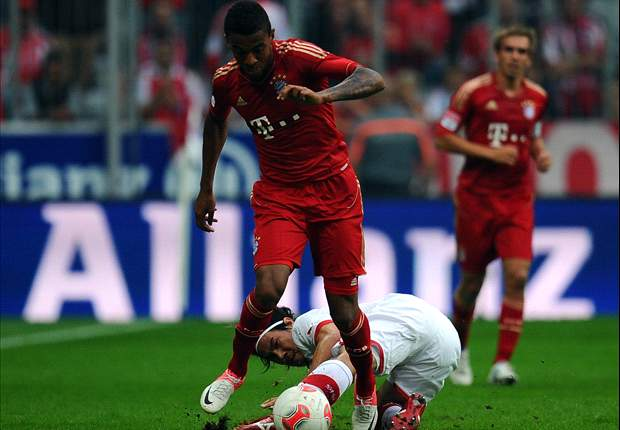 "ALL, Bayern - Luiz Gustavo : ""Il est normal de faire tourner"""