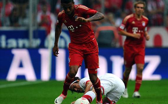 Luiz Gustavo: Javi Martinez will definitely help Bayern