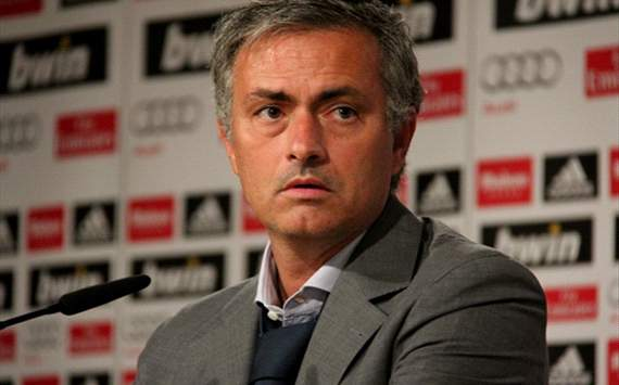 Jose Mourinho - Real Madrid