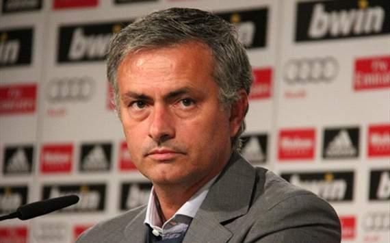 Jose Mourinho - Real Madrid