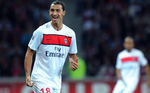 Zlatan Ibrahimovic costara al PSG 72 millones de euros... por temporada!