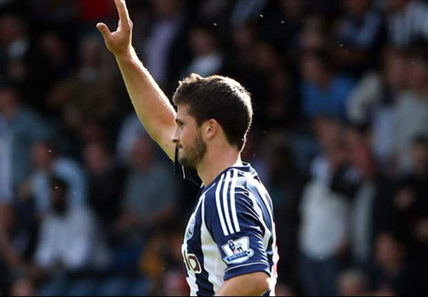 Long not interested in leaving West Brom
