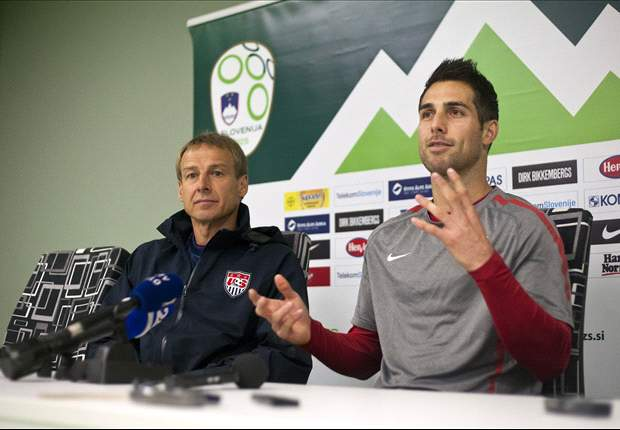 Bocanegra falls out of U.S. lineup