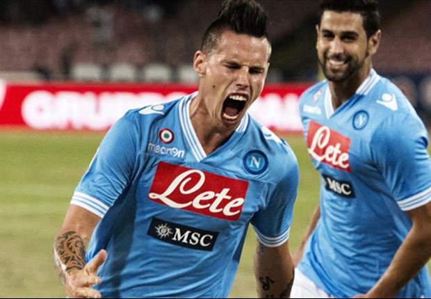 I scored with my hair, claims Hamsik after Fiorentina victory