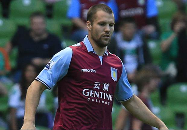 Aston Villa captain Vlaar insists Clark partnership is still a work in progress