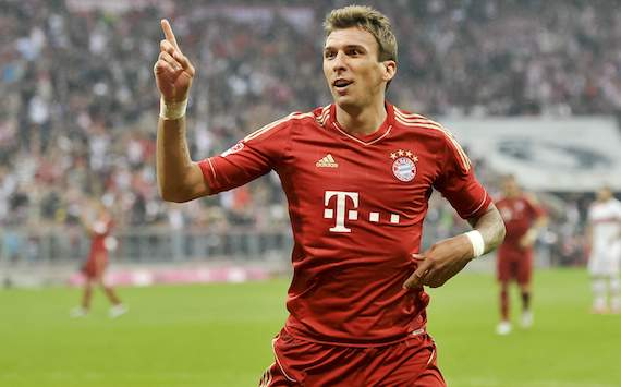 Mandzukic: Arsenal tie not over yet