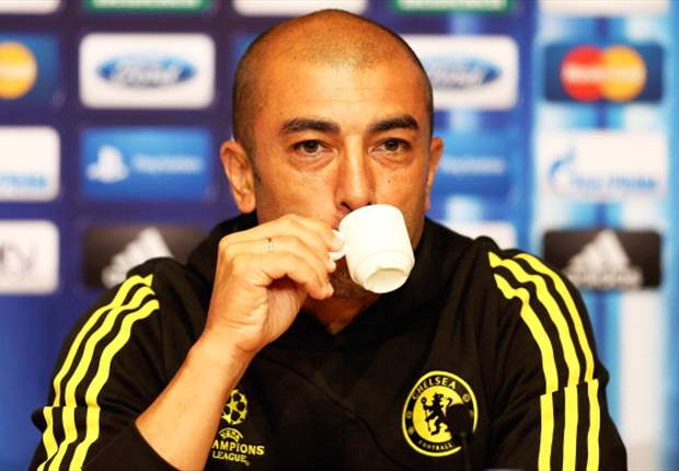 Di Matteo: We will exploit Manchester United's weaknesses