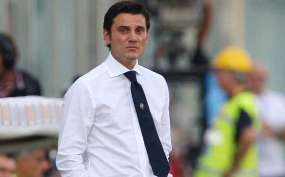 Montella tips Juventus and Napoli to battle it out for Serie A title