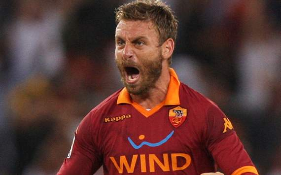 De Rossi: Aiming for Scudetto would be wrong