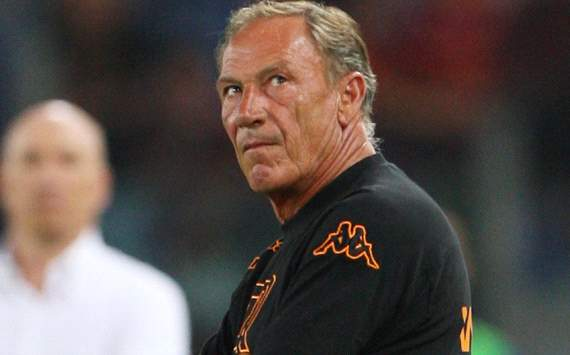 'Players are motivated by fame and money' - Roma coach Zeman slams modern attitudes