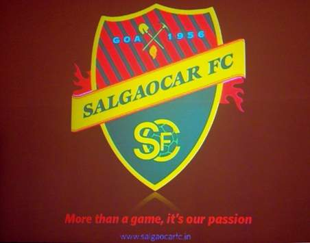 Pictorial: Salgaocar Football Club new logo unveiling