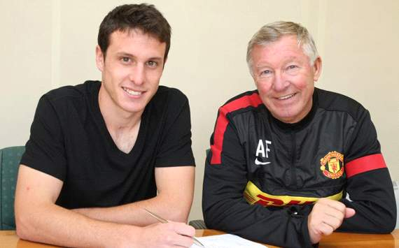 angelo Henriquez - Sir Alex Ferguson