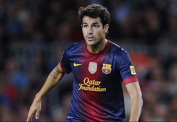 Barcelona coach Vilanova supportive of 'anarchic' Fabregas