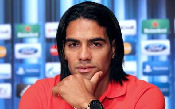 Radamel Falcao, Atletico Madrid