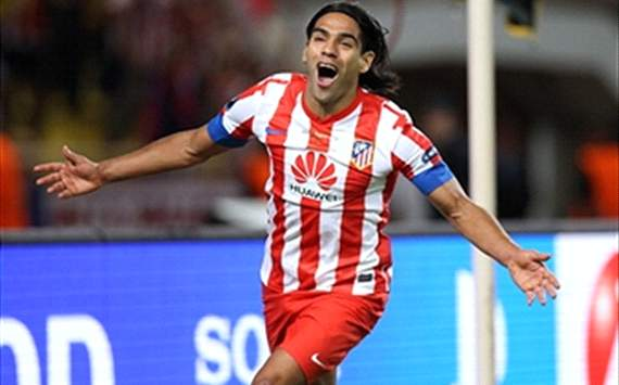 'Saying my son wants to play for Real Madrid is not a sin' - Falcao's father reaffirms transfer comments