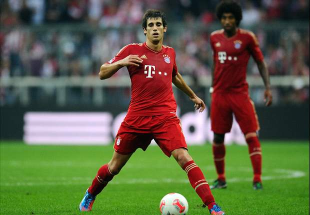 Javi Martinez: Schweinsteiger is a legend